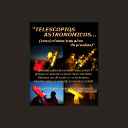 """Charla """"Telescopios Astronómicos..."""""""