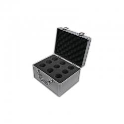 Maleta aluminio para accesorios