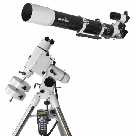 Skywatcher ED100 - HEQ5 GoTo