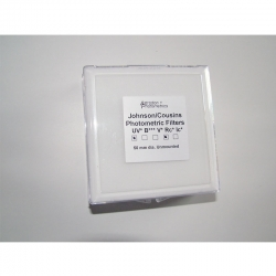 Filtro fotométrico J/C UV 49.7mm sin montar