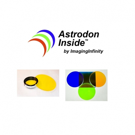 Astrodon fotométrico J/C 49.7mm B