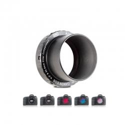 Anilla T-M48 + filtro UV/IR cut