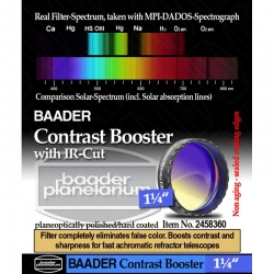"Filtro Contrast Booster 1"" 1/4"