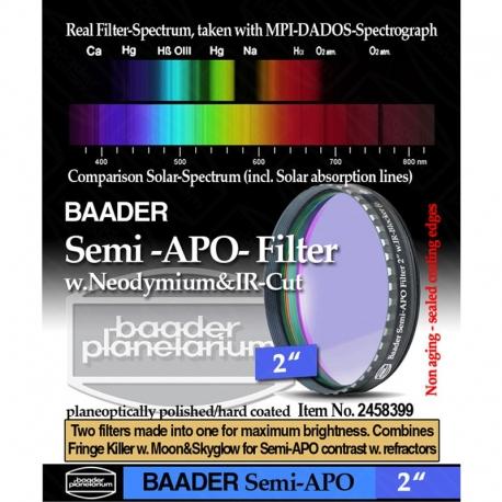 """Filtro Semi APO 2"""""""