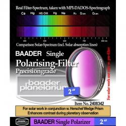 """Filtro polarizador 2"""""""