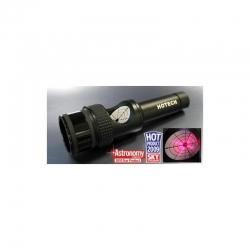 "Hotech SCA collimator 1.25"" crosshair laser"