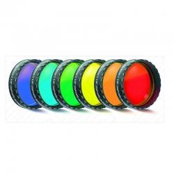 """Juego completo filtros color 1"""" 1/4"""