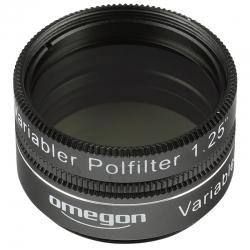 """Filtro polarizador 1.25"""" variable"""