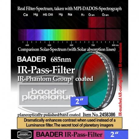 "Filtro IR Passfilter 2"""