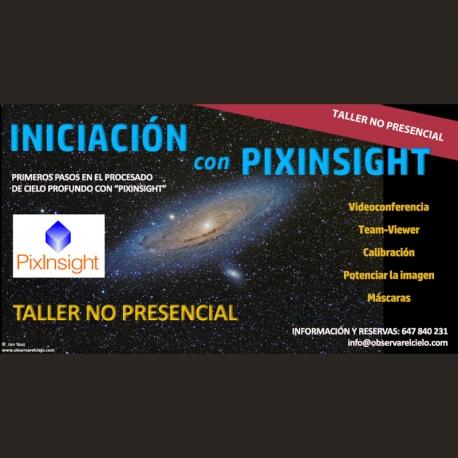 PixInsight iniciación NO PRESENCIAL