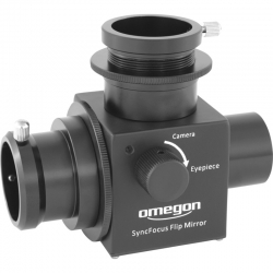 Diagonal Flip-Mirror Omegon 1.25""