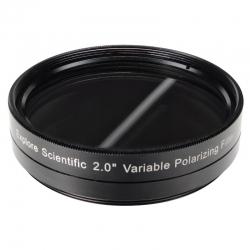 """Filtro polarizador variable 2"""""""