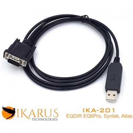 Ikarus HEQ5 Direct (DB9/USB)