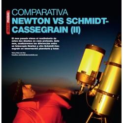 Comparativa Cassegrain - Newton II