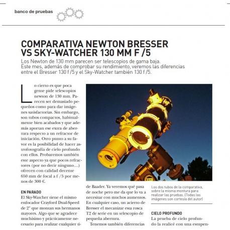 BRESSER 130mm vs Skywatcher 130mm