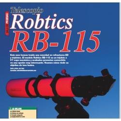 ROBTICS triplete 115mm f/7