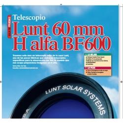 LUNT H-alfa 60mm BF600