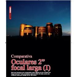 "Comparativa oculares 2"" larga focal (1ª parte)"