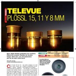 TeleVue Plossl focal corta