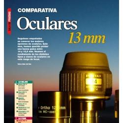 Comparativa oculares 13mm
