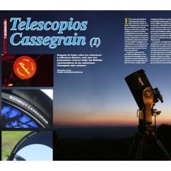 Telescopios Cassegrain (1ª parte)