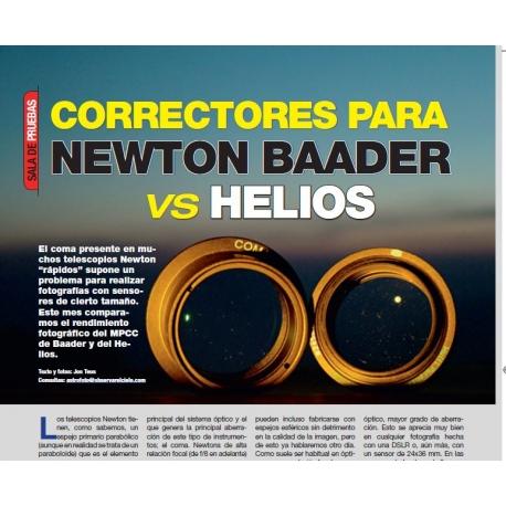 Baader MPCC y corrector Helios