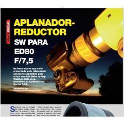 Skywatcher 0.8X para 80ED