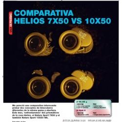 Helios 7X50 y 10X50WA