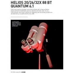 Helios 26X88 BT Quantum 6.1