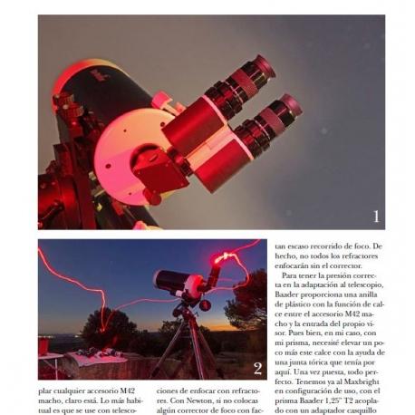 Baader Visor binocular Maxbright-II
