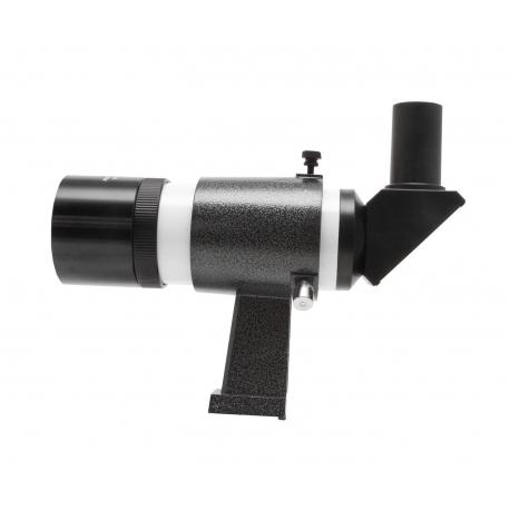 Buscador GSO 8X50 acodado (blanco)